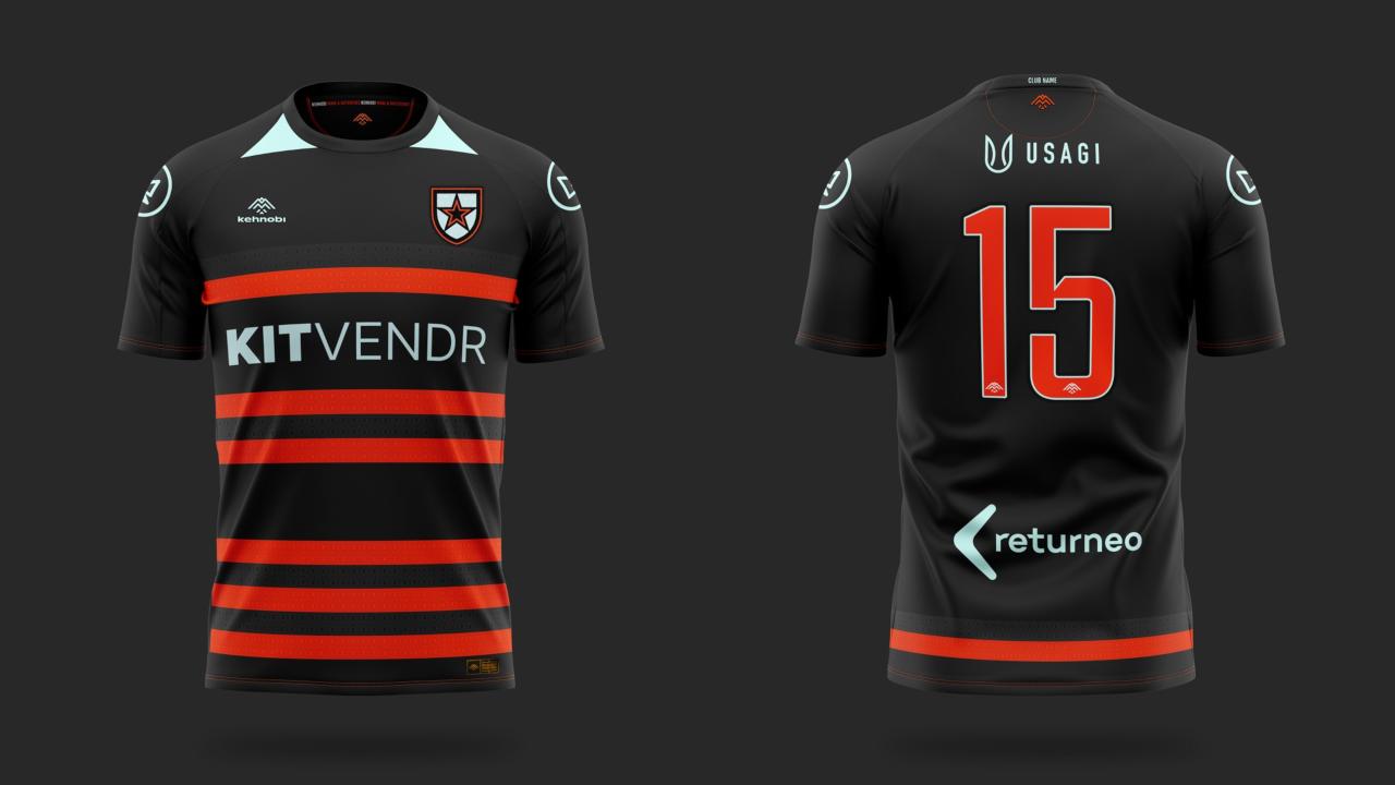 Kitvendr Kehnobi Teamwear