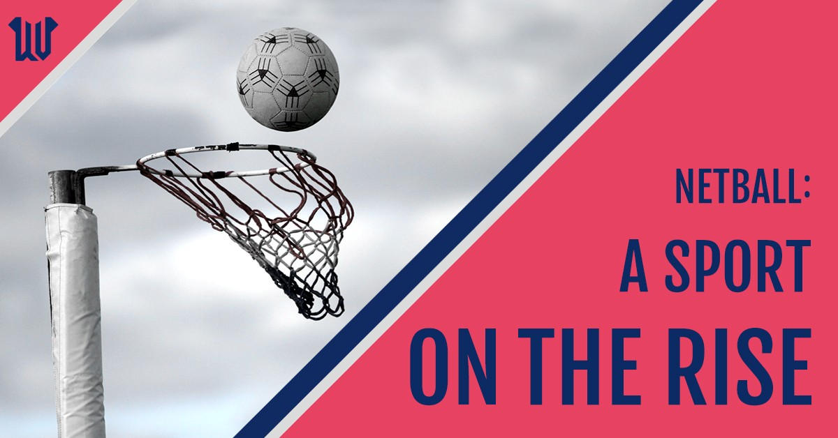 Netball: A sport on the rise. Kitvendr blog post