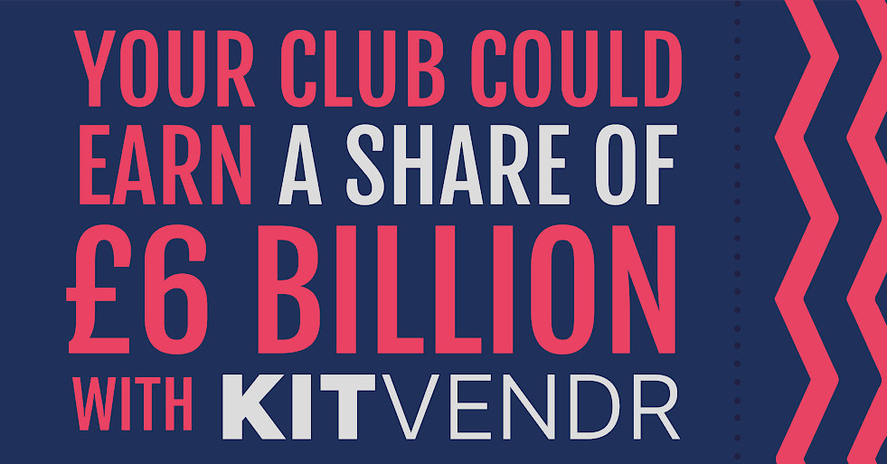 Your club could earn a share of over £6 Billion!